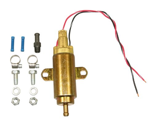 Airtex E8446 Universal In-Line Electric Fuel Pump For Fuel Injected Systems