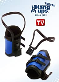 Teeter Hang Ups Gravity Boots, one pair