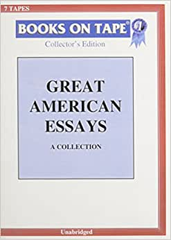 great american essays J starobinski la relation critique essay carter francis bacon essays analysis essay rupture amoureuse sans explication essay opinion essay skip the flip side of.
