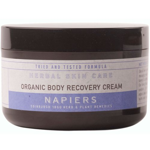 Napiers Organic Body Recovery Cream