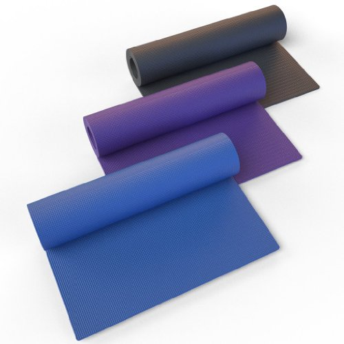 Ultimate Yoga Mat - Built to Last - Perfect Thickness