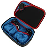 Khanka Universal Soft Storage Travel Carrying Case Bag TomTom/Garmin Nuvi GPS Satellite