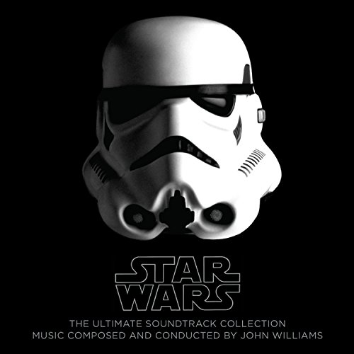 John Williams-Star Wars The Ultimate Soundtrack Collection-OST-10CD-FLAC-2015-WRE