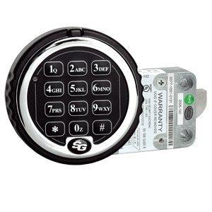 Sargent & Greenleaf Titan PivotBolt Electronic Safe Lock by Sargent and Greenleaf