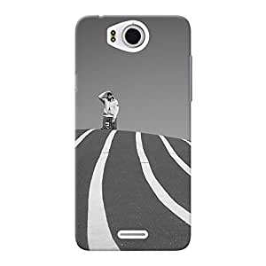 Mobile Back Cover For InFocus M530 (Printed Designer Case)