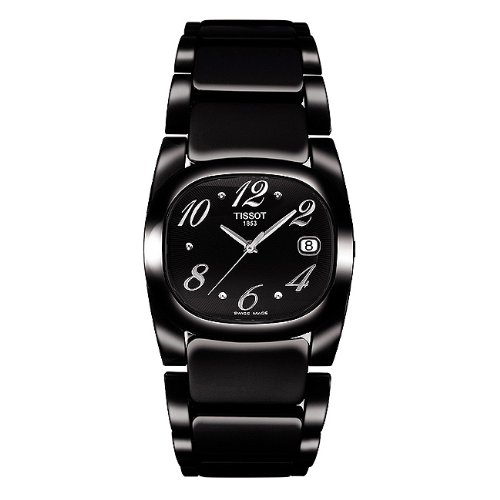 Tissot Black T-Moments Ladies Watch - T0091101105701