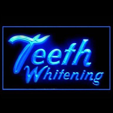Teeth Whitening Advertising Led Light Sign