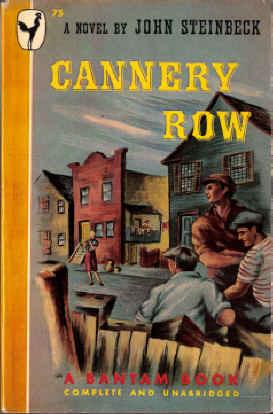 Cannery Row (Vintage Bantam, #75), John Steinbeck