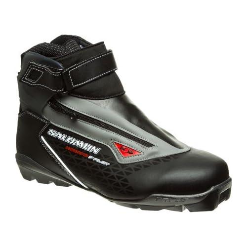 Salomon Escape 7 Pilot Cross Country Ski Boots Grey Mens