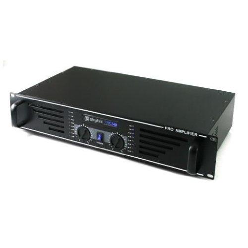 Skytec DJ PA Verstärker Endstufe Amplifier 480