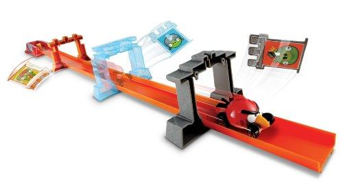 Mattel Hot Wheels Angry Birds Track Set