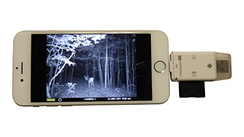 Apple iPhone SD Card Reader – Trail Camera Picture Viewer