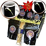 Flowers - White Calla Lily - Coffee Gift Baskets
