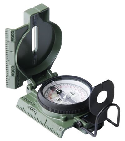 Cammenga Model 27CS Olive Drab Lensatic Compass