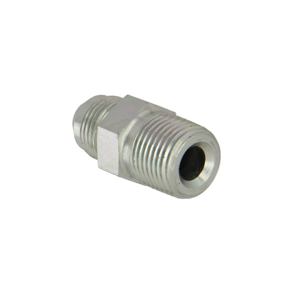 Eaton Aeroquip 2021 8 8S Male Connector, Male 37 Degree JIC