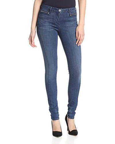 3×1 Women's Wrap Zip Skinny Jean