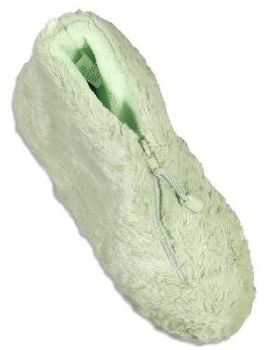 Image of Maidenform - Ladies Slipper Bootie, Light Green 24459 (B004S2V438)