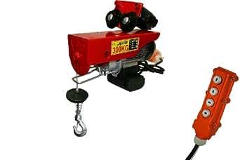 Bc-Elec - Mini Palan Electrique Roulant Pour Garage 220V 300Kg 600W