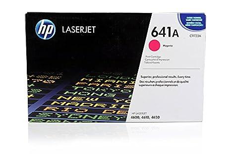 Canon LBP-85 - Original HP C9723A - Cartouche de Toner Magenta -