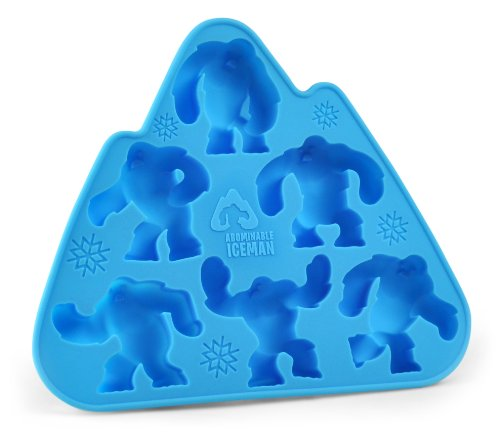 Adominable Ice Men - cube de glace moule