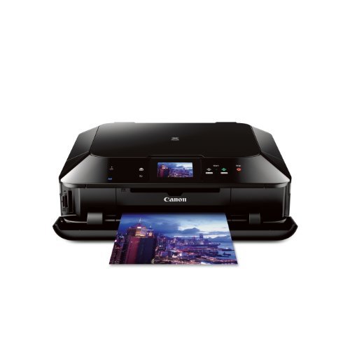 Best Price Canon PIXMA MG7120 Wireless Color Photo All-In-One Printer, Mobile Smart Phone and Tablet...