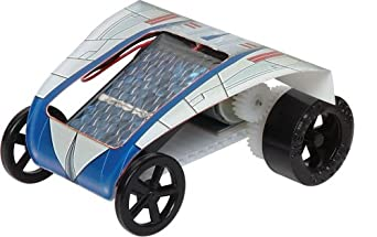 Pitsco Cut-And-Fold Cover SunEzoon Solar Car