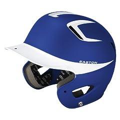 Buy Easton Two-Tone Natural Grip Junior Batting Helmet by Easton