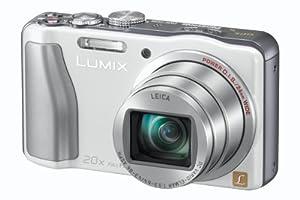 Panasonic DMC-TZ30EF-W Lumix TZ30 Appareil photo compact numérique 14 Mpix Zoom Leica 20x Blanc