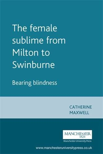 The Female Sublime from Milton to Swinburne: Bearing Blindness