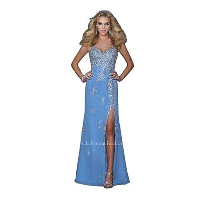 La Femme 17431 at Amazon Women's Clothing store: Dresses