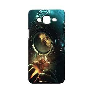BLUEDIO Designer 3D Printed Back case cover for Samsung Galaxy J7 - G3314