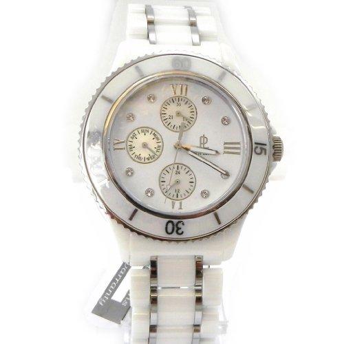 Wrist watch for women 'Pierre Lannier' zirconia ceramic seal.