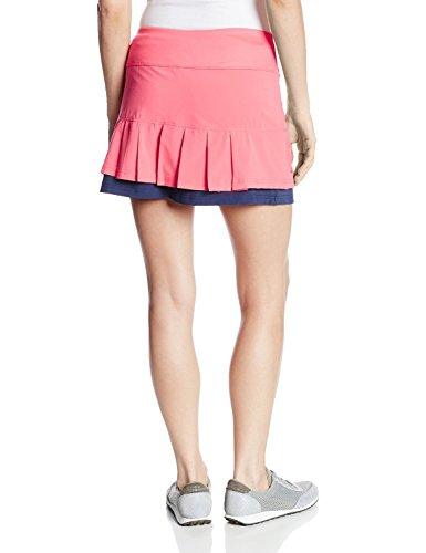 Bollé Women's Cosmopolitan Multi Pleat Tennis Skirt with Shorts rasch cosmopolitan 576092