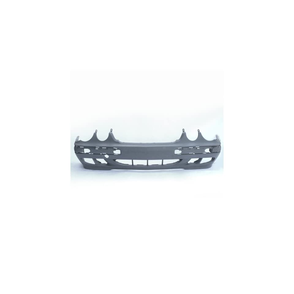CarPartsDepot, Front Bumper Cover w/o Sport Package New No Washer Hole Replacement, 352 32142 10 MB1000141 2108851825??