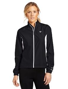 PEARL IZUMI Ladies Select Barrier Jacket, Black, XS