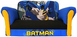 Warner Brothers Rocking Sofa, Batman by Newco International