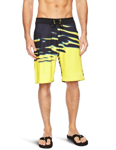 Rip Curl Mirage Flex Ow Covert Board Men's Shorts Yellow W32 IN