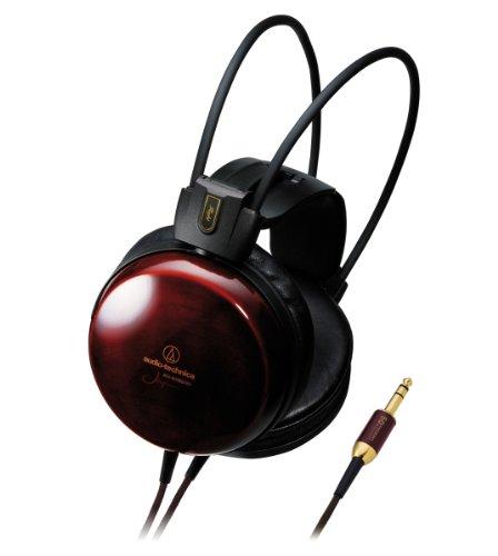 audio-technica ダイナミックヘッドホン(50周年モデル 限定2000台) ATH-W3000ANV