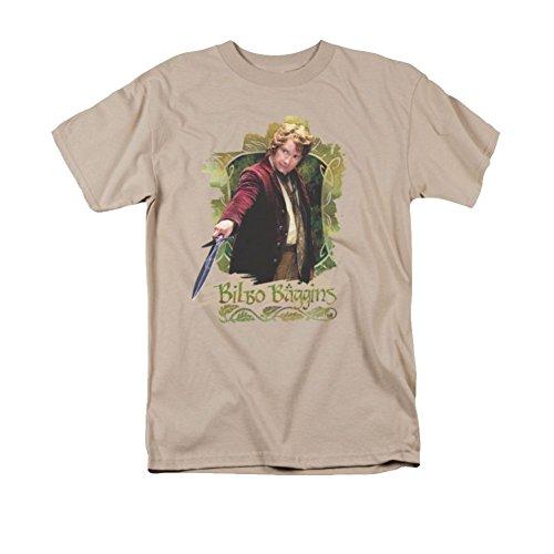 Bilbo Baggins The Hobbit: An Unexpected Journey T-Shirt HOB1002