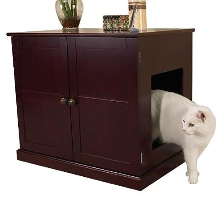 Hidden Cat Litter Box Furniture