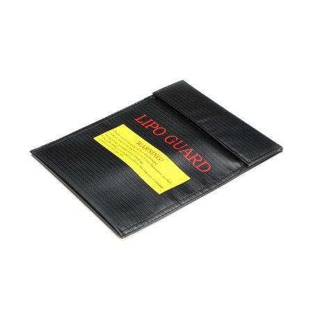 Integy C22533Black LiPo Guard Medium Battery Charge / Storage Bag New