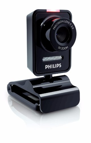 SPC530NC 00 Webcam schwarz