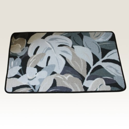 Naomi - [Agreeable Leaves World] Luxury Room Rugs (15.7 by 23.6 inches)