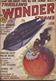 THRILLING WONDER Stories: February, Feb. 1938
