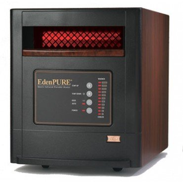 B005PYUMLS EdenPURE US GEN4 Model US 1000 Portable Electric Space / Room Heater Gen 4