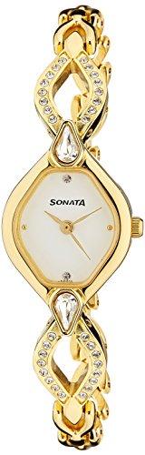 Sonata-Sona-Sitara-Analog-White-Dial-Womens-Watch-NF8063YM03