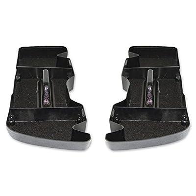 Gut Shot Warlord Saddlebag Tray Set FSWST-0013S