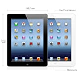 "iprotect APPLE iPAD 3 ORIGINAL SCHUTZFOLIE ""CrystalClear"" DISPLAYSCHUTZ MADE IN GERMANY VERSION 2.0 IPAD3 FOLIE Ipad-III Ipad-3 ""ipad 3""von ""iprotect"""
