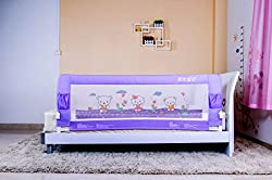 Extra long bed rail or guard to protect baby(senior citizen) from side falling with new lovely cartoon design