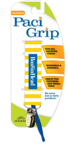 Booginhead Pacigrip, Nautical Yellow